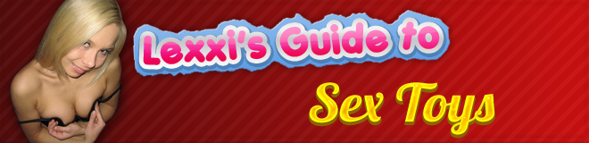 Lexxis Guide to Sex Toys Header Image